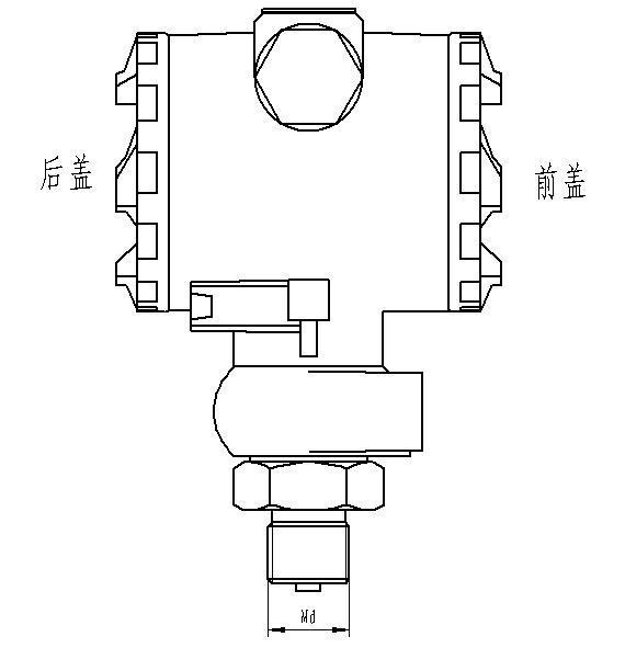 2088无腔压力变送器|水泥浆压力变送器|泥浆压力变送器|厂家报价
