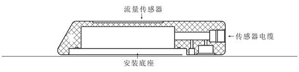 传感器安装图结构图