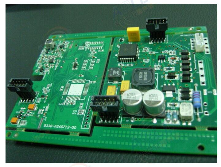 26ghz高频雷达电路板如何做成成品